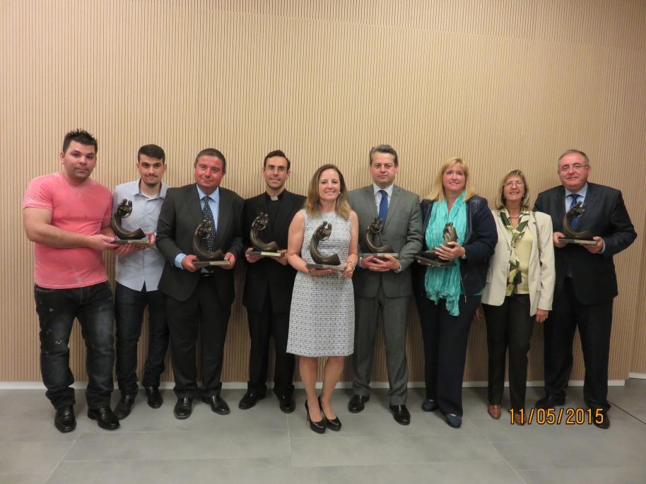XIX Premis Institucionals i Empreserias - 11.05.2015 (24)