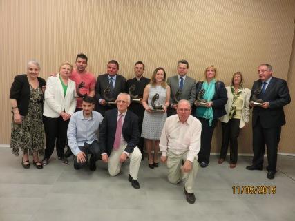 XIX Premis Institucionals i Empreserias - 11.05.2015 (25)